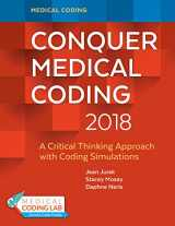 9780803669390-0803669399-Conquer Medical Coding 2018: A Critical Thinking Approach with Coding Simulations