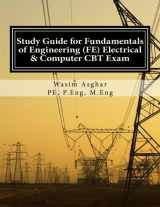 Study Guide for Fundamentals of Engineering (FE) Electrical and Computer CBT Exam: Practise over 400 solved problems based on NCEES FE CBT Specification