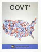 9781337099783-1337099783-GOVT 9 (with Online, 1 term (6 months) Printed Access Card) (New, Engaging Titles from 4LTR Press)
