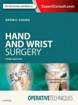 9780323401913-0323401910-Operative Techniques: Hand and Wrist Surgery