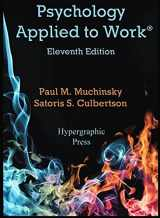 9780974934501-097493450X-Psychology Applied to Work 11th Edition