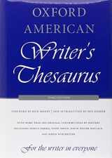 9780199829927-0199829926-Oxford American Writer's Thesaurus