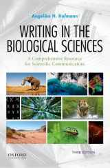 9780190852191-0190852194-Writing in the Biological Sciences: A Comprehensive Resource for Scientific Communication