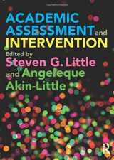 9780415539210-0415539218-Academic Assessment and Intervention