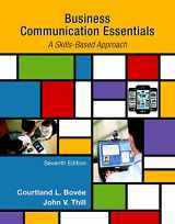 9780134088259-0134088255-Business Communication Essentials Plus MyLab Business Communication with Pearson eText -- Access Card Package (7th Edition)
