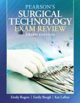 9780135000489-0135000483-Pearson's Surgical Technology Exam Review (3rd Edition)