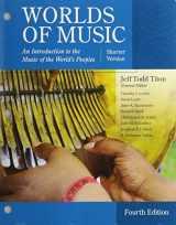 9781337548205-1337548200-Bundle: Worlds of Music, Shorter Version, Loose-leaf Version, 4th + MindTap Music, 1 term (6 months) Printed Access Card