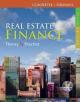 9780324784756-0324784759-Real Estate Finance: Theory & Practice