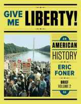 9780393614169-0393614166-Give Me Liberty!: An American History (Fifth Brief Edition)  (Vol. 2)