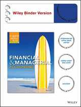 9781118338414-1118338413-Financial and Managerial Accounting, Binder Ready Version