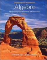 9780077350048-0077350049-Beginning and Intermediate Algebra: The Language & Symbolism of Mathematics