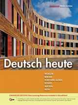 9781305077157-1305077156-Deutsch heute, Enhanced (World Languages)