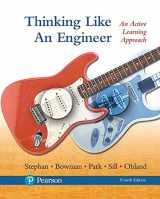 9780134639673-0134639677-Thinking Like an Engineer: An Active Learning Approach (4th Edition)