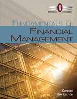 9781305135789-1305135784-Bundle: Fundamentals of Financial Management, Concise Edition (with Thomson ONE - Business School Edition, 1 term (6 months) Printed Access Card), 8th + Aplia Printed Access Card