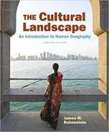 9780134206141-0134206142-The Cultural Landscape: An Introduction to Human Geography Plus Mastering Geography with Pearson eText -- Access Card Package (12th Edition)