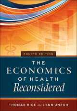 9781567937237-1567937233-The Economics of Health Reconsidered, Fourth Edition (AUPHA/HAP Book)