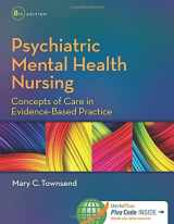 9780803640924-0803640927-Psychiatric Mental Health Nursing: Concepts of Care in Evidence-Based Practice