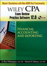 Wiley CPA Examination Review Practice Software 12.0 FAR