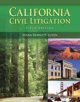 9781428318458-1428318453-California Civil Litigation