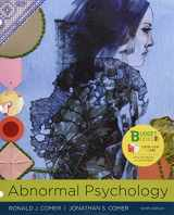 Loose-leaf Version of Abnormal Psychology