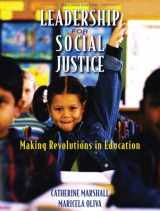 9780131362666-0131362666-Leadership for Social Justice: Making Revolutions in Education (2nd Edition)