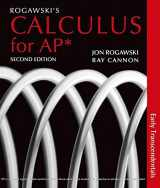 9781429250740-1429250747-Rogawski's Calculus for AP*: Early Transcendentals