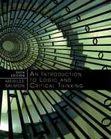 9781133049753-1133049753-Introduction to Logic and Critical Thinking