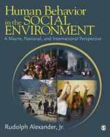 9781412950800-1412950805-Human Behavior in the Social Environment: A Macro, National, and International Perspective