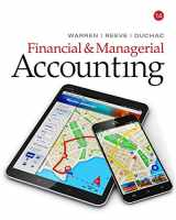 9781337119207-1337119202-Financial & Managerial Accounting