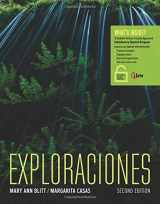 Exploraciones (with Student Activities Manual and iLrn(TM) Heinle Learning Center, 2 year (24 months) Printed Access Card)