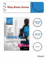 9781118855164-1118855167-Financial Accounting 9e Binder Ready Version + WileyPLUS Registration Card