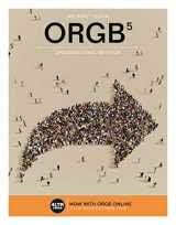 9781305663916-1305663918-ORGB (with ORGB Online, 1 term (6 months) Printed Access Card) (New, Engaging Titles from 4LTR Press)
