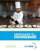 9780133883510-0133883515-ServSafe Coursebook, Revised with ServSafe Online Exam Voucher (6th Edition)