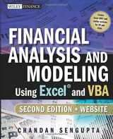 9780470275603-047027560X-Financial Analysis and Modeling Using Excel and VBA, 2nd Edition