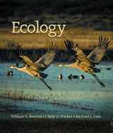9781605356198-1605356190-Ecology, Fourth Edition (Looseleaf0