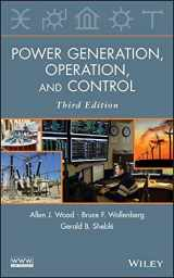 9780471790556-0471790559-Power Generation, Operation and Control