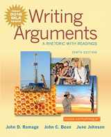 9780134586519-0134586514-Writing Arguments: A Rhetoric with Readings, MLA Update Edition (10th Edition)