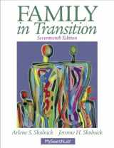 9780205215973-0205215971-Family in Transition (17th Edition)