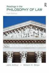 9780205708093-0205708099-Readings in the Philosophy of Law (5th Edition)