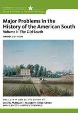 9780547228310-0547228317-Major Problems in the History of the American South, Volume 1 (Major Problems in American History Series)