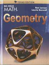 Big Ideas MATH, Geometry, Texas Edition, 9781608408153, 1608408159