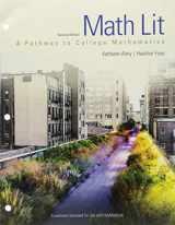9780134433110-0134433114-Math Lit (2nd Edition)