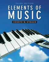 9780205007097-0205007090-Elements of Music (3rd Edition)