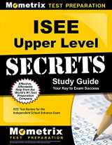 9781627331111-1627331115-ISEE Upper Level Secrets Study Guide: ISEE Test Review for the Independent School Entrance Exam