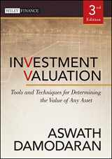 9781118011522-111801152X-Investment Valuation: Tools and Techniques for Determining the Value of Any Asset