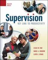 9780078029226-0078029228-Supervision: Key Link to Productivity