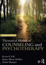9781138839281-1138839280-Theoretical Models of Counseling and Psychotherapy