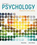 9781285739281-1285739280-Psychology: Modules for Active Learning