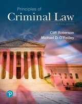 9780135186282-0135186285-Principles of Criminal Law (7th Edition)