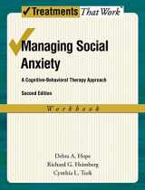 9780195336696-0195336690-Managing Social Anxiety: A Cognitive-Behavioral Therapy Approach (Treatments That Work)
